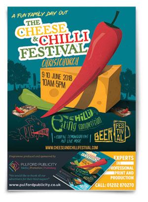 Cheese & Chilli Festival 2018