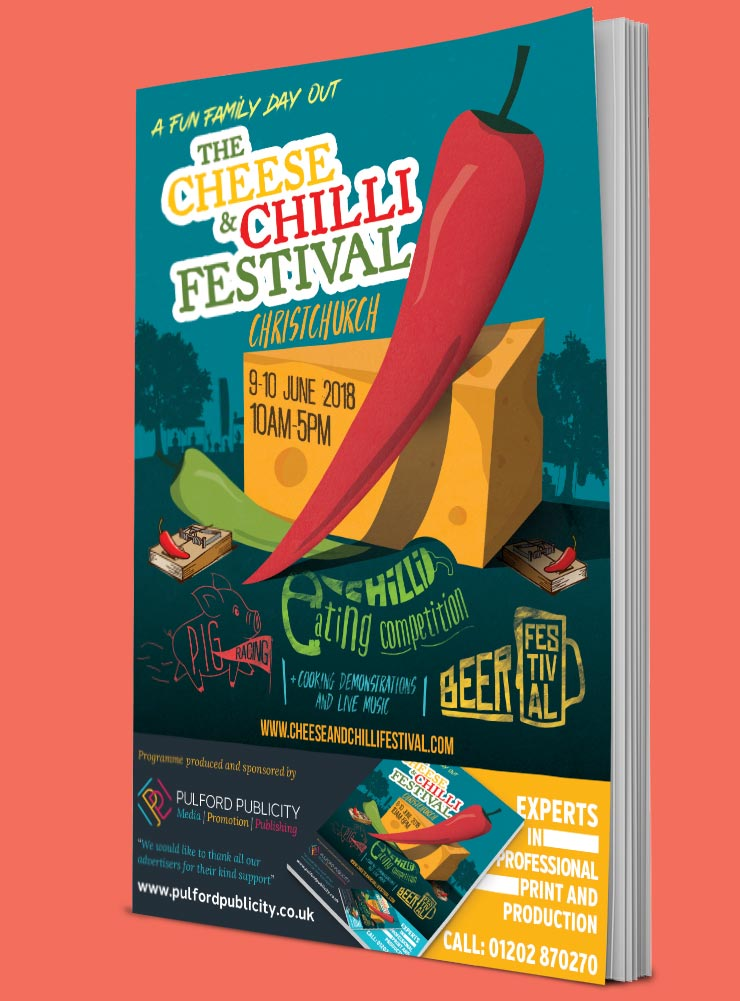 Cheese & Chilli Festival 2018