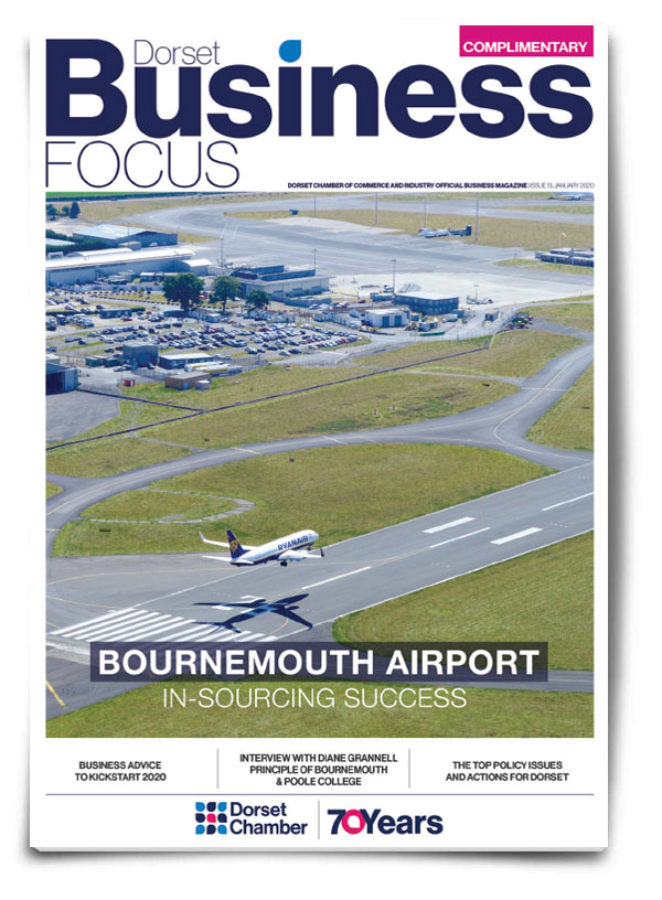 Dorset Business Focus Cover