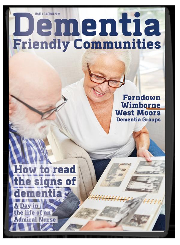 Dementia Friendly Communities Magazine