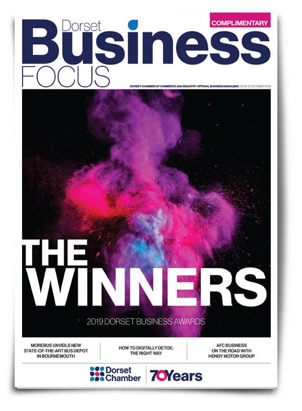 Dorset Business Focus Cover